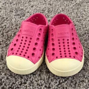 Native Perforated Shoes